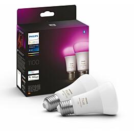 LED-älylamppu Philips Hue WCA 9W A60 E27 2kpl