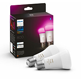 LED-älylamppu Philips Hue WCA 6,5W A60 E27 2kpl