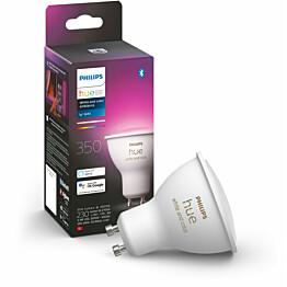 LED-älylamppu Philips Hue WCA 4,3W GU10 R