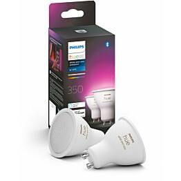 LED-älylamppu Philips Hue WCA 4,3W GU10 2kpl
