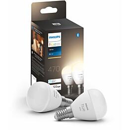 LED-älylamppu Philips Hue W 5,7W Luster E14 2kpl