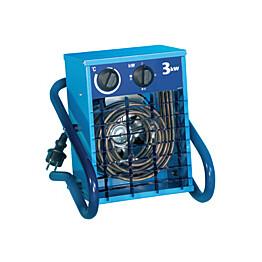 Lämpöpuhallin EL BJÖRN VF 31 1-65-3,3KW 230V
