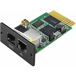 UPS-lisävaruste ABB PowervalueWebPro SNMP kortti RTG2 1-3kVA verkkokortti