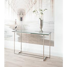 Sivupöytä AmandaB Collection Classic, 40x78x120cm, kromi