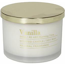 Tuoksukynttilä AmandaB Collection Classic, Vanilla