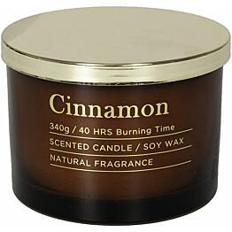 Tuoksukynttilä AmandaB Collection Classic, Cinnamon