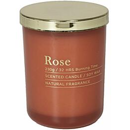 Tuoksukynttilä AmandaB Collection Classic, Rose