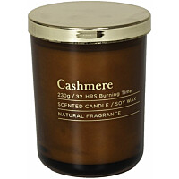 Tuoksukynttilä AmandaB Collection Classic, Cashmere
