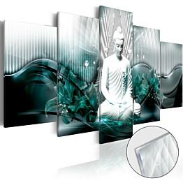 Akryylilasitaulu Artgeist Azure Meditation eri kokoja