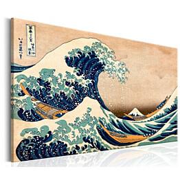 Taulu Artgeist The Great Wave off Kanagawa eri kokoja