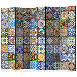 Sermi Artgeist Colorful Mosaic II, 225x172cm