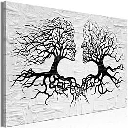 Taulu Artgeist The Kiss of the Wind, 1-osainen, leveä, eri kokoja