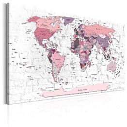 Taulu Artgeist Pink Frontiers, eri kokoja