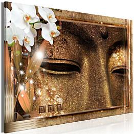 Taulu Artgeist Buddha's Eyes, 1-osainen, leveä, eri kokoja