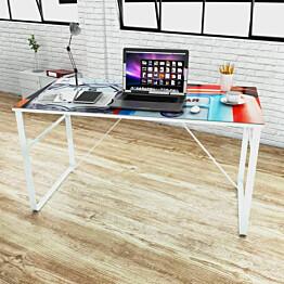 Ainutlaatuinen suorakulmainen työpöytä_1