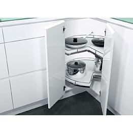 Karuselli Beslag Design Recorner Maxx ¾ 760mm valkoinen