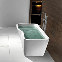 Kylpyamme Bathlife Tycke 1700, 1700x780mm, 260l