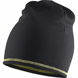 Fleecepipo Blåkläder 2023 musta/keltainen