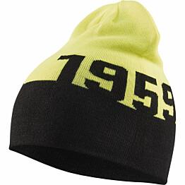 Lasten pipo Blåkläder 2057 musta/keltainen