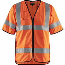 Palosuojattu huomioliivi Blåkläder 3034 Highvis huomio-oranssi