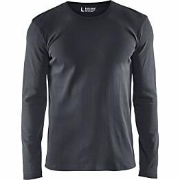 Pitkähihainen t-paita Blåkläder 3314 tummanharmaa