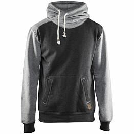 Huppari Blåkläder 3399 musta/harmaa