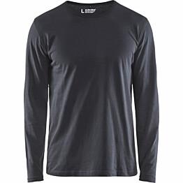 Pitkähihainen t-paita Blåkläder 3500 tummanharmaa