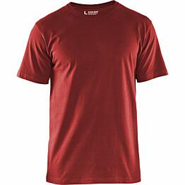 T-paita Blåkläder 3525 punainen