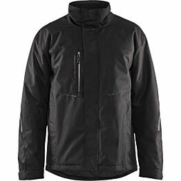 Talvitakki Blåkläder 4918 musta/tummanharmaa