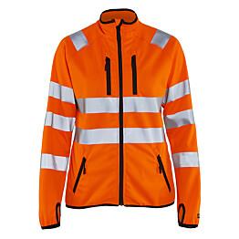 Naisten softshell-takki Blåkläder 4926 Highvis huomio-oranssi