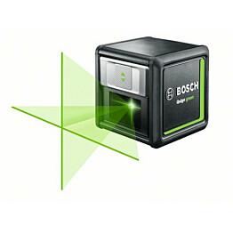 Ristilinjalaser Bosch Quigo vihreä