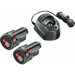 Akkulaturipaketti Bosch Power4All 12V 2x1,5 Ah