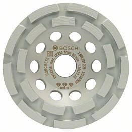 Timanttihiomalaikka Bosch Best for Concrete Diamond 125 mm