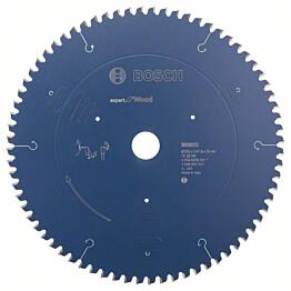 Pyörösahanterä Bosch Expert for Wood 305x30x2,4/1,8 mm 72T