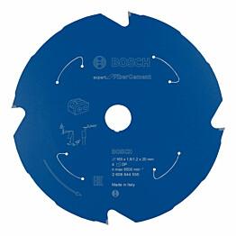 Pyörösahanterä Bosch Expert for Fiber Cement 165x20 mm 4T