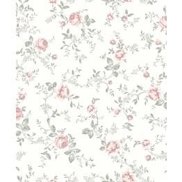 Tapetti Boråstapeter Newbie Rose Garden 7464 10,5x0,53m