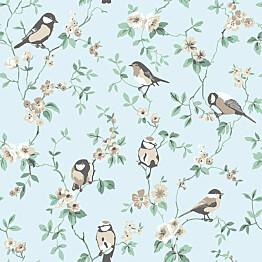 Tapetti Boråstapeter Falsterbo III Falsterbo Birds 7681 10,5x0,53m