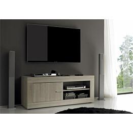TV-taso Elmeri ovella 56x140x43 cm luonnonvärinen