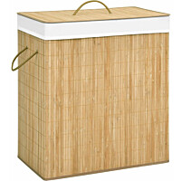 Bambu pyykkikori 100 l_1