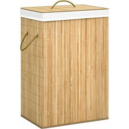 Bambu pyykkikori 72 l_1