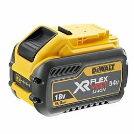Akku DeWalt XR FlexVolt 54/18V 3,0/9,0 Ah
