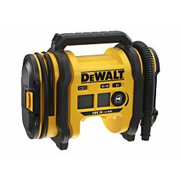 Akkukompressori DeWalt XR 11 bar 18V/230V ilman akkua