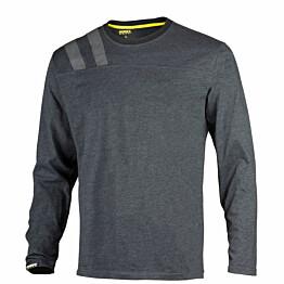 Pitkähihainen t-paita Dimex 4362+ harmaa