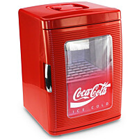 Jääkaappi Dometic Mobicool Coca-Cola MiniFridge 25 12/230 V 460x330x420 mm