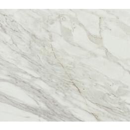 Välitilan laminaatti Pihlaja 3650x590x9,6 mm valkea marmori