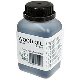 Puuöljy EcoFurn 2,5 dl harmaa