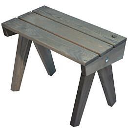 Pöytä EcoFurn Granny mänty harmaa