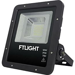 LED-valonheitin FTLight Work Platinum 50W 6000lm 4500K