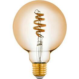 LED-polttimo Eglo Crosslink E27 5,5W G95 säädettävä värilämpötila