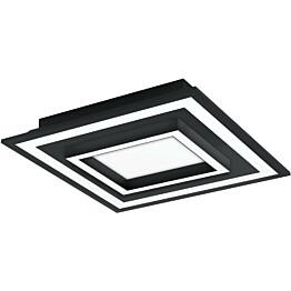 LED-kattovalaisin Eglo Savatarila-C musta